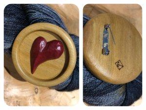 Bijoux de bois | Trukerie