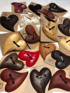 Boutons de bois | Trukerie