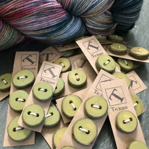 Bouton de bois | Trukerie